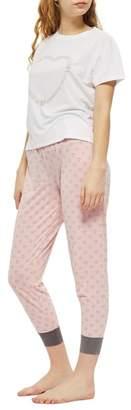 Topshop In Your Dreams Pajama Set