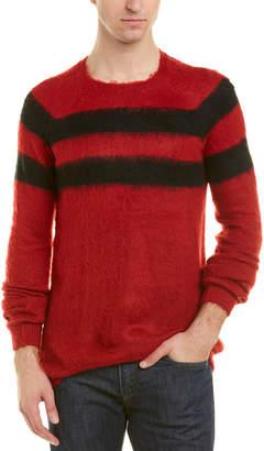 Eleven Paris Wool-Blend Crewneck Sweater