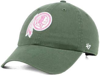 '47 Women's Washington Redskins Moss Glitta Clean Up Cap