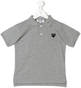 30764d5a6ea7b Gray Girls' Polos - ShopStyle