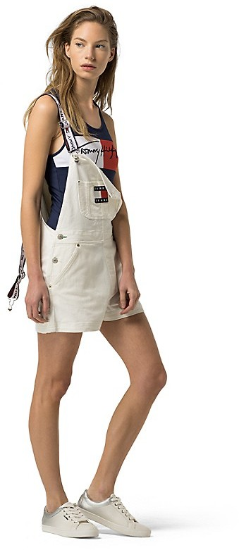 Tommy Hilfiger Tommy Jeans Short Overalls