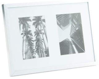 2 5x7 Aluminum Collage Frame