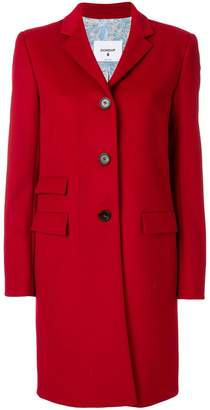 Dondup fitted button up coat