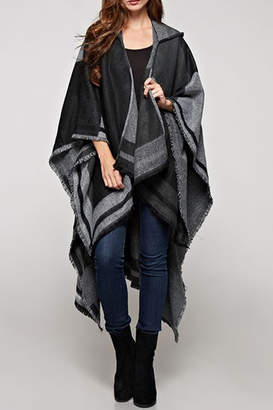 Love Stitch Lovestitch The Avery Poncho