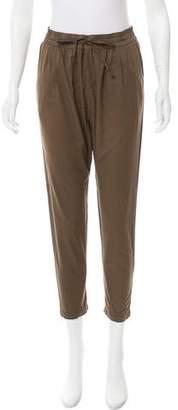 Hache High-Rise Skinny Pants