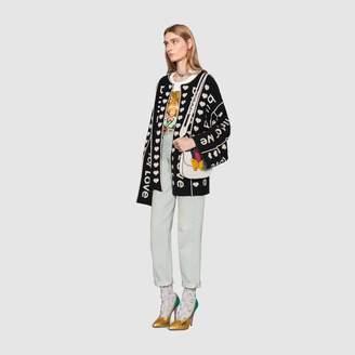 Gucci Oversize Ignasi Monreal T-shirt