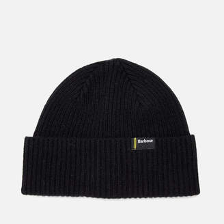 Mens Am4162.000.a7005 Beanie, Multicoloured (Black-Pino-Mil Green-Oil Gr 1163), One Size Replay
