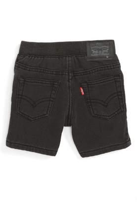 Levi's Knit Denim Shorts