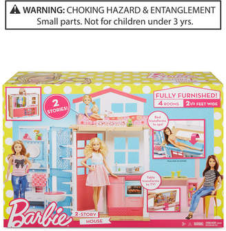 Barbie Mattel's 2-Story House