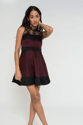 Ardene Skater dress with lace