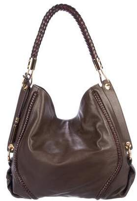 Michael Kors Accented Leather Hobo