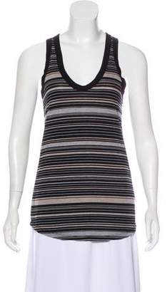 James Perse Sleeveless Striped Tank w/ Tags