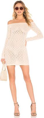 Lovers + Friends Date Night Sweater Dress