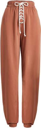 FENTY PUMA by Rihanna Lace-Up Cotton Sweatpants