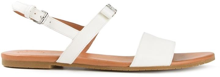 Marc by Marc Jacobs plaque detail sandals
