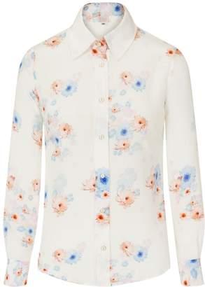 1bc427880b6750 ... Sophie Cameron Davies - Beach Flower Silk Shirt