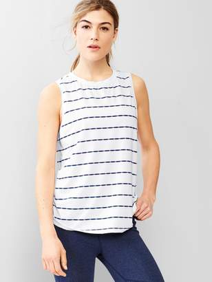 Gap GapFit Breathe stripe tank
