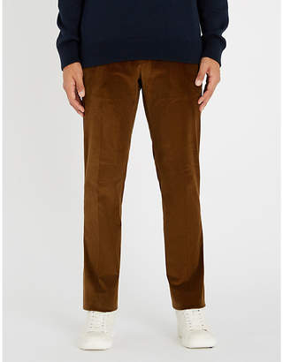 Gieves & Hawkes Onslow regular-fit corduroy trousers