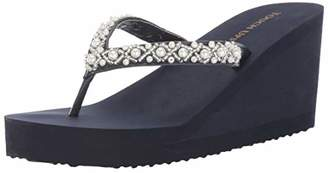 Touch Ups Women's Shelly Wedge Sandal