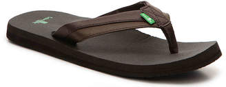 Sanuk Beer Cozy Light Flip Flop - Men's