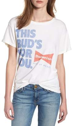 Junk Food Clothing Bud for You Tee