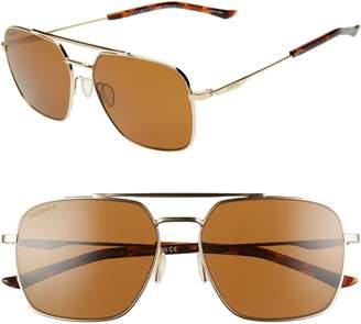 b8f869441b901 Smith Double Down 58mm ChromaPop(TM) Polarized Navigator Sunglasses