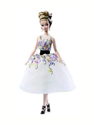 Mattel Cocktail Dress Barbie Doll