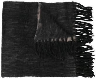 Cutuli Cult mesh cape-scarf