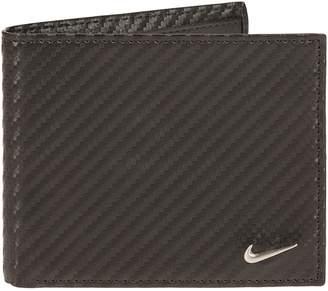 Nike Men's Leather Bifold Wallet
