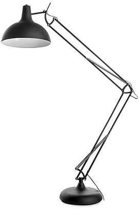 One Kings Lane Olivia Floor Lamp - Black