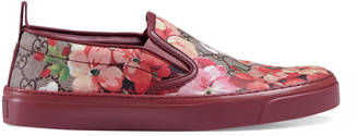 Blooms print slip-on sneaker $495 thestylecure.com