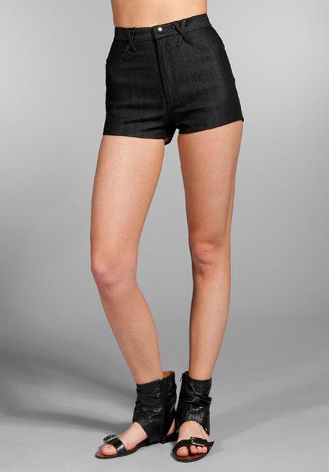 Illionaire Light Climb High Waist Shorts