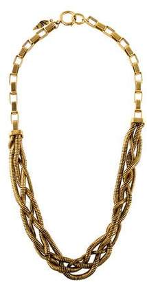 Diane von Furstenberg Love Links Chain Necklace
