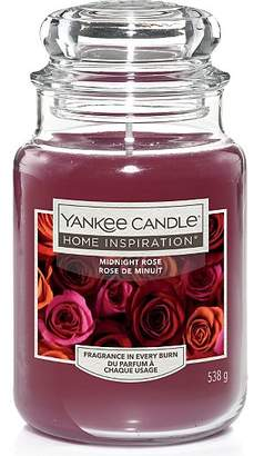 Yankee Candle Midnight Rose