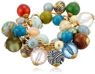 "Lenora Dame ""Bohemian"" Cheeky Bauble Bracelet"