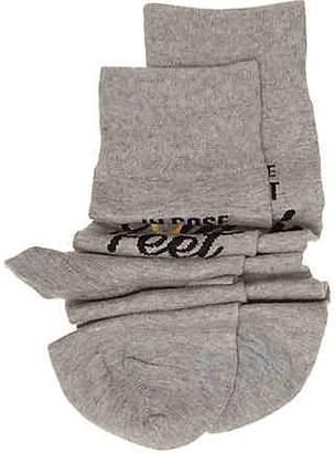 Hot Sox Cold Feet Crew Socks - Men's