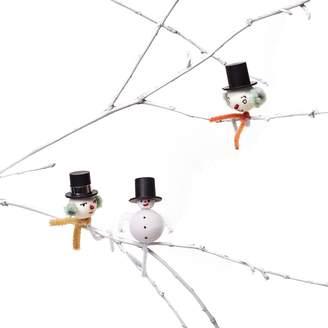 ABC Home Top Hat Snowman Trim