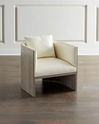 John-Richard Collection John Richard Collection Belmont Leather Tub Chair