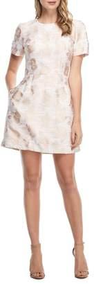Gal Meets Glam May Tweed Sheath Dress