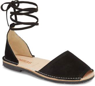 Solillas Ankle Tie Sandal