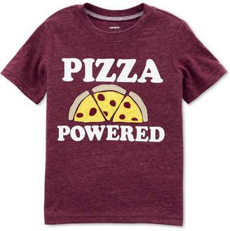 Carter's Toddler Boys Pizza-Print T-Shirt