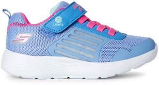 Skechers Toddler Girls) Dyna S-Lights Running Sneakers