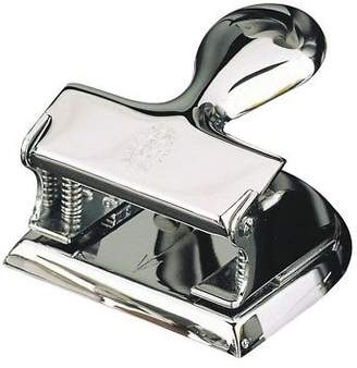 El Casco NEW Chrome Plated 2-hole Punch