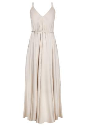 UNDRESS - Sirene Cream Fully Flared Strappy Summer Christening Wedding Dress