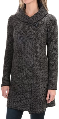Tahari Shawl Collar Long Cardigan Sweater (For Women) $34.99 thestylecure.com