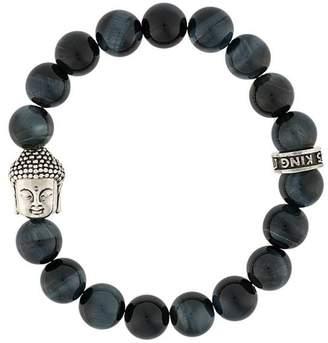 King Baby Studio meditating buddha bracelet