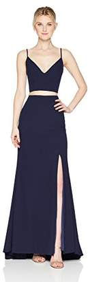 Jump Junior's Two Piece Solid Gown
