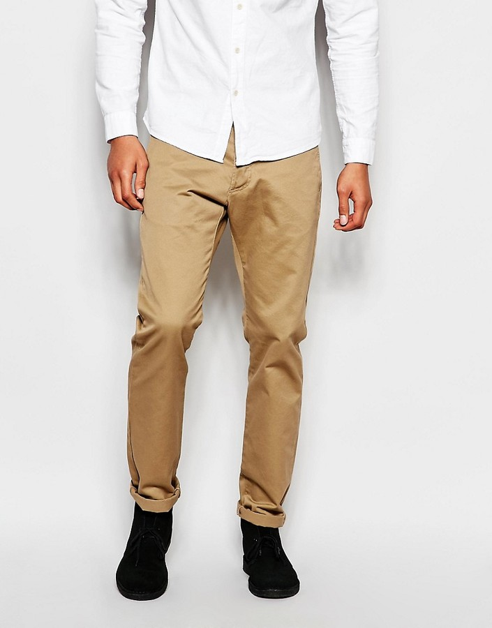 EdwinEdwin Chinos 55 Relaxed Tapered Compact Twill