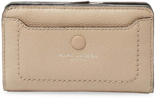 Marc Jacobs Women's Leather Compact Wallet