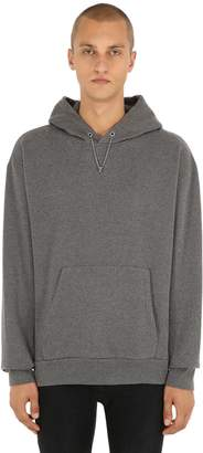 The Kooples Skull Chain Sweatshirt Hoodie